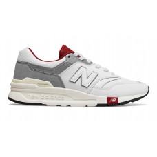 Мужские кроссовки New Balance  CM997HGA/D White