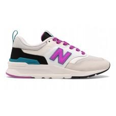 Женские кроссовки New Balance  CW997HNA/B White