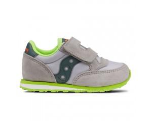 Детские кроссовки Baby Jazz HL Grey/Dark Green ST58818