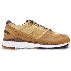 Мужские кроссовки AZURA Brown S70464-1
